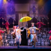 Photo Coverage: First look at Columbus Immersive Theater's SPAMALOT: A SOCIALLY DISTANT CO Photo
