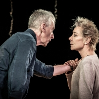 Photo Flash: First Look at Zoe Wanamaker and Peter Capaldi in CONSTELLATIONS Photo