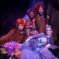 The Atlanta Shakespeare Company Presents A MIDSUMMER NIGHT'S DREAM at The Shakespeare Tavern Playhouse