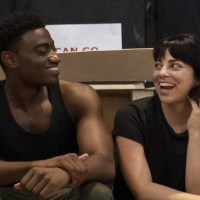 Photo Flash: In Rehearsal with the Company of HERCULES Photos