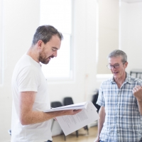 Photo Flash: Inside Rehearsal For THE NIGHT WATCH at Devonshire Park Theatre, Eastbou Photo