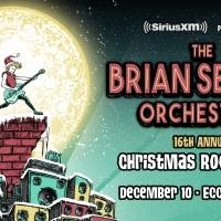 SiriusXMPresents The Brian Setzer Orchestra's CHRISTMAS ROCKS! TOUR At Eccles Cente Photo