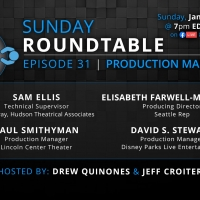 Guests Announced For Episode 31 Of 4Wall Sunday Roundtable Photo