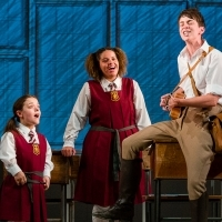 Photo Flash: First Look at the UK Tour of MALORY TOWERS