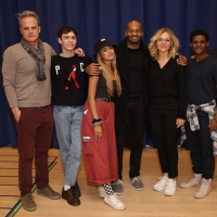 FREEZE FRAME: Brandon Victor Dixon, Rachel Bay Jones, and More Star in NEXT TO NORMAL Photo