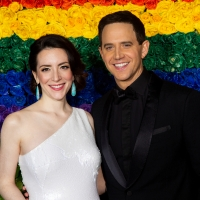 Tony Winner Santino Fontana And Wife Jessica Fontana Welcome First Child Photo