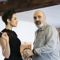 Photo Flash: Inside Rehearsal For INDECENT at the Menier Photo