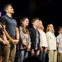 Photo Coverage: Andrew Barth Feldman and Alex Boniello Take Final Bows in DEAR EVAN HANSEN Photos
