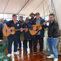 South Street Seaport Museum Presents An Afternoon Of Sea Chanteys And Maritime Music, Photo