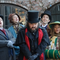 Photo Flash: Mile Square Theatre Presents A MERRY LITTLE CHRISTMAS CAROL