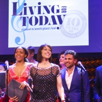 Photo Flash: Stars Align for Gilana's Fund Benefit at Joe's Pub