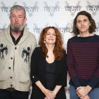 Photo Coverage: In rehearsal with the Vineyard Theatre's DANA H.