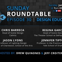 Guests Announced for Episode 30 of 4Wall Sunday Roundtable Photo