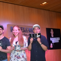 Photo Coverage: THE JONATHAN LARSON PROJECT Release Party Takes Over Barnes & Noble Photo