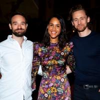Photo Coverage: BETRAYAL's Tom Hiddleston, Zawe Ashton, and Charlie Cox Meet the Press!