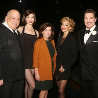 Photos: New York Governor Kathy Hochul Visits CHICAGO on Broadway Photo