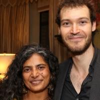 Photo Flash: Inside the DGF Salon Celebrating Oliver Houser and Riti Sachdeva