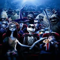 THE NIGHTMARE BEFORE CHRISTMAS Will Be Shown in 3-D at El Capitan Tomorrow Photo