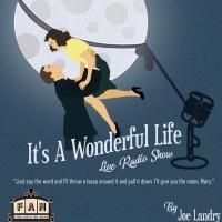 Fine Arts on Main Presents IT'S A WONDERFUL LIFE Radio Play Photo