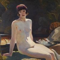 Edinburgh's City Art Centre Presents BRIGHT SHADOWS: Scottish Art In The 1920s Photo