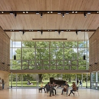 Tanglewood's Linde Center For Music & Learning Wins Architecture Prize Photo