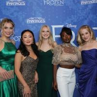 Photo Flash: Caroline Bowman, Caroline Innerbichler, and More Celebrate Opening Night of FROZEN on Tour! Photos