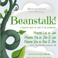 Metropolitan Performing Arts Presents BEANSTALK!