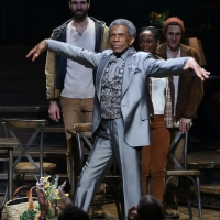VIDEO: Watch Andre De Shields in Lincoln Center's American Songbook Concert