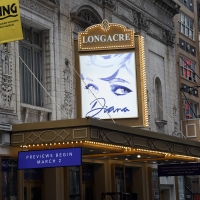 Up On The Marquee: DIANA Comes to Broadway This Spring! Photo
