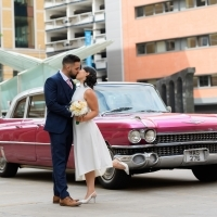 Photo Flash: Pink Cadillac Rolls Into Town in Honor of GREASE at the Birmingham Hippodrome Photos