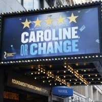 Up on the Marquee: CAROLINE OR CHANGE Photo