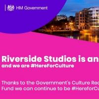 Riverside Studios Receives Grant of £850,000 Photo