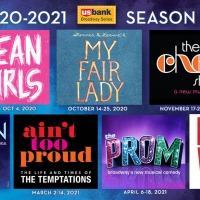 AIN'T TOO PROUD, MEAN GIRLS and More Announced for Fox Theatre 2020-2021 Broadway Series