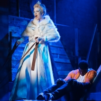 Photo Flash: THE SNOW QUEEN at Park Theatre Photo