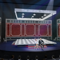 Photo Flash: Sneak Peek At Set Designs For Joe DiPietro's CONSCIENCE at George Street Playhouse