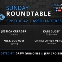 Associate Designers Will Appear on This Week's 4Wall Roundtable Photo
