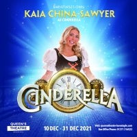 Local Girl Kaia China-Sawyer Will Make Her Professional Debut In CINDERELLA Panto Photo