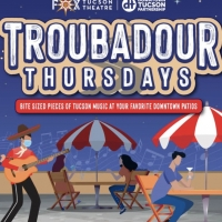 Fox Tucson Theatre Brings Back Live Performances With Troubadour Thursdays Photo
