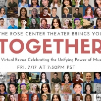 Rose Center Theater Presents TOGETHER A Virtual Revue Photo