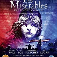 LES MISERABLES - THE STAGED CONCERT Cast Recording Released Today Photo