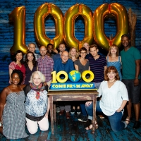Photo Coverage: COME FROM AWAY Celebrates 1000 Performances on Broadway