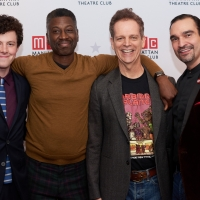 Photo Flash: THE NEW ENGLANDERS Celebrates Opening Night at MTC