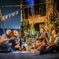 Photo Flash: First Look at SWISS FAMILY ROBINSON at The Core Theatre at Corby Cube Photo