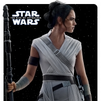 Photo Flash: See the Character Posters for STAR WARS: THE RISE OF SKYWALKER