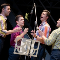 JERSEY BOYS Will Tour UK and Ireland This Fall Photo
