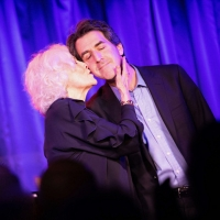 Photo Flash: Betty Buckley Visits Jason Robert Brown at SubCulture