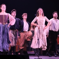 Photo Flash: Inside the Charity Gala Performance of THE PIRATE QUEEN at the London Coliseum Photos