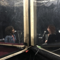 Photo Flash: In The Recording Booth With PICT Classic Theatre's A CHRISTMAS CAROL Photo