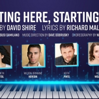 Casting Announced For STARTING HERE, STARTING NOW at San Francisco Playhouse Photo