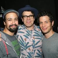 Photo Flash: Lin-Manuel Miranda, Thomas Kail, and More at Closing Night of FREESTYLE LOVE SUPREME